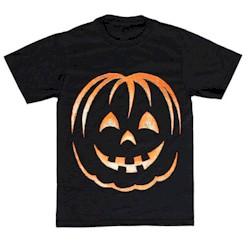 Grinning Pumpkin Tee Shirt