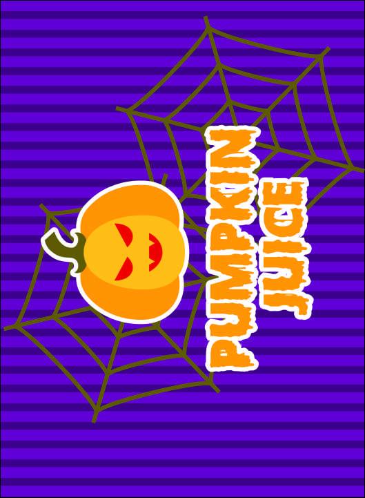 halloween-bottle-label-pumpkin