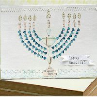 Image of Hanukkah Dreidel Pop Up Card