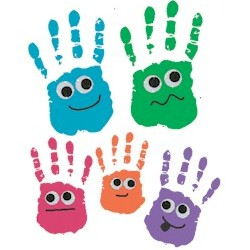 Image of Handprint Family