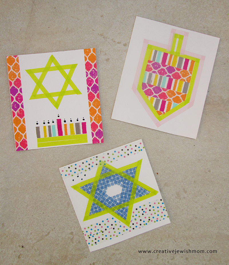Image of Hanukkah Card