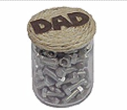 Image of Best Dad Trophy