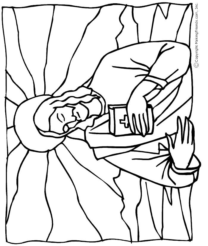 jesus-bible-coloring-page