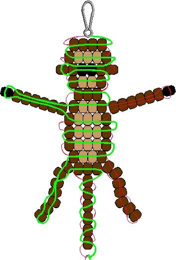 jungle-monkey-bead-pattern1