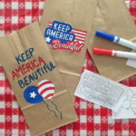 Keep America Beautiful Bags