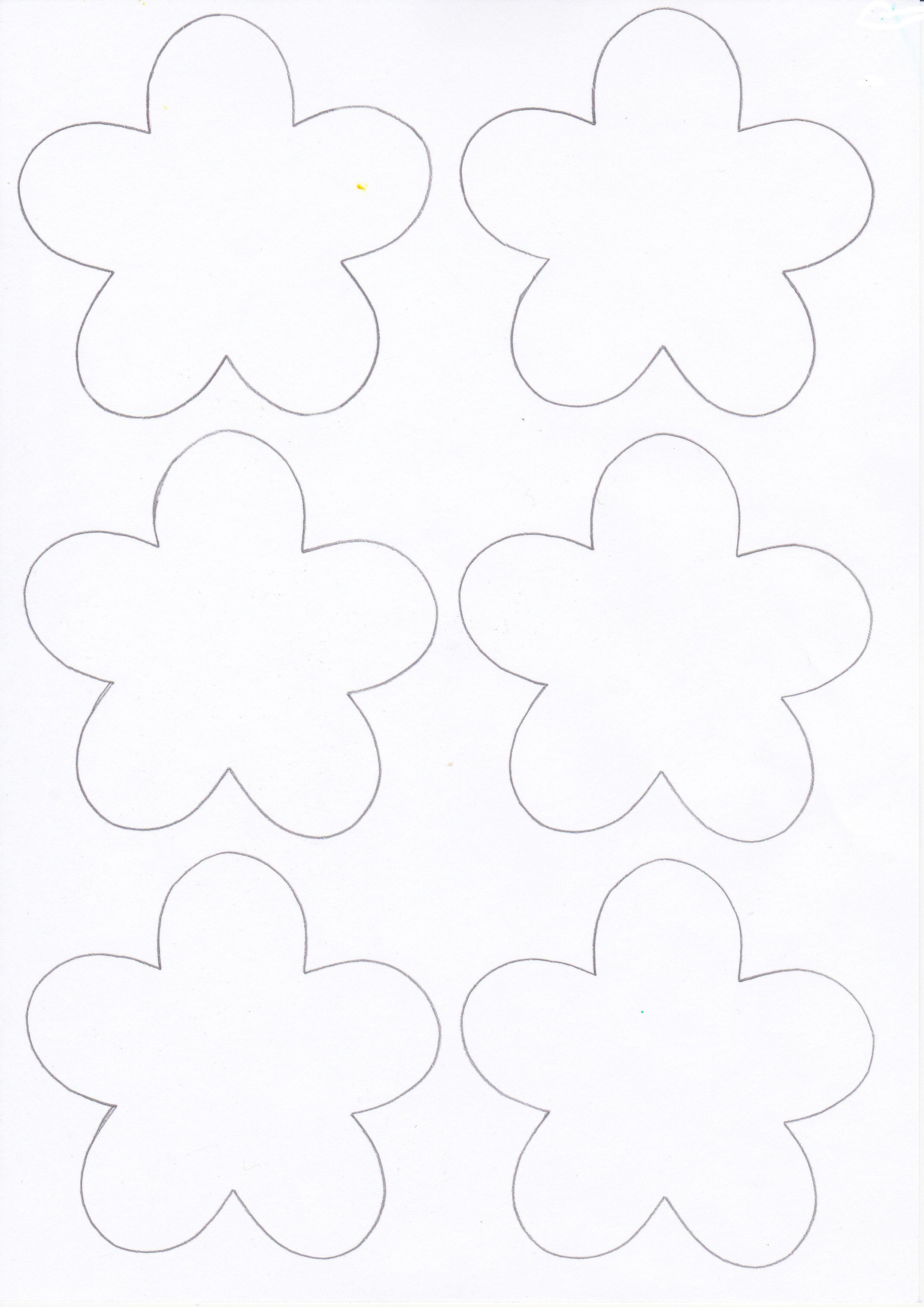 kiss-flower-bouquet-template