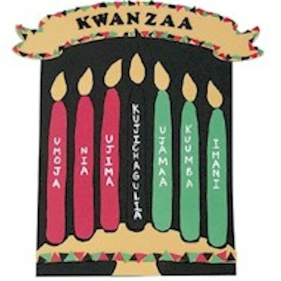 Image of Make A Kwanzaa Banner