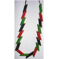 Image of kwanzaa necklace