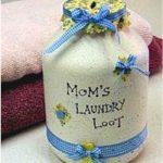 Laundry Loot Jar
