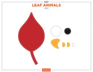 Image of Leaf Animals