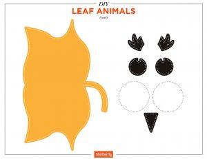 Image of Leaf Animals