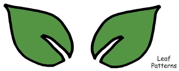leaf-pattern