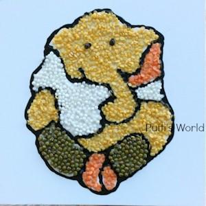Hindu Elephant God Craft
