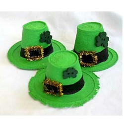 Mini Leprechaun Hats
