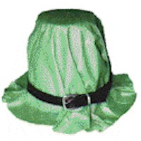Image of Leprechaun and Hat Pony Bead Projects