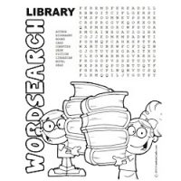 Image of Printable Vacation Word Search