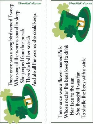 Image of St Patricks Day Limerick Lesson