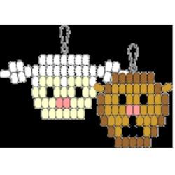 Lion and Lamb Bead Patterns
