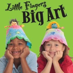 Image of Little Fingers Big Art