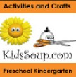 Image of Activities and Crafts from KidsSoup.com