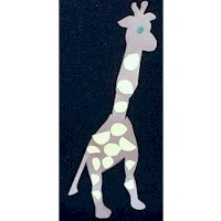Image of Long Necked Giraffe