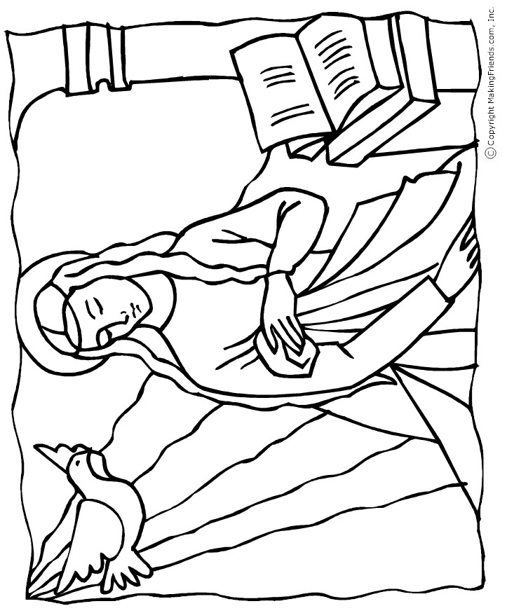 mary-angel-coloring-page
