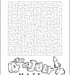 maze-july
