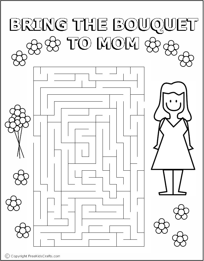 mother 39 s day word puzzles. Black Bedroom Furniture Sets. Home Design Ideas
