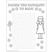 Image of Mothers Day Word Puzzles