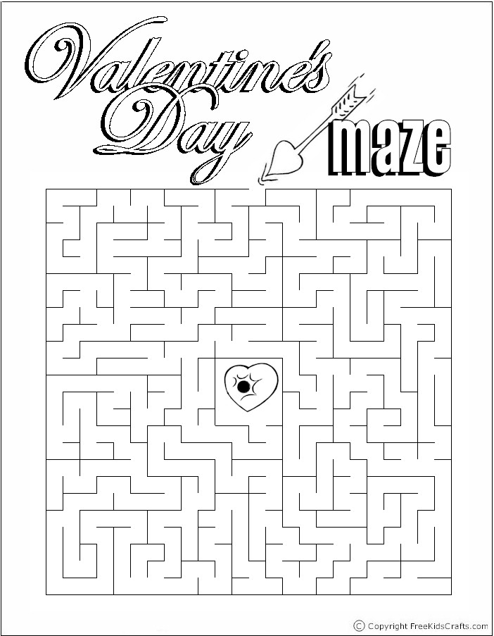 maze-valentine