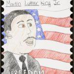 Make A Commemorative MLK Stamp