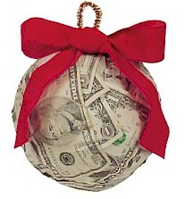 Money Ornament