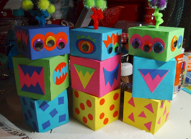 Image of Monster Blocks