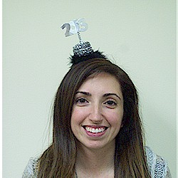 Image of New Years Eve Fascinator