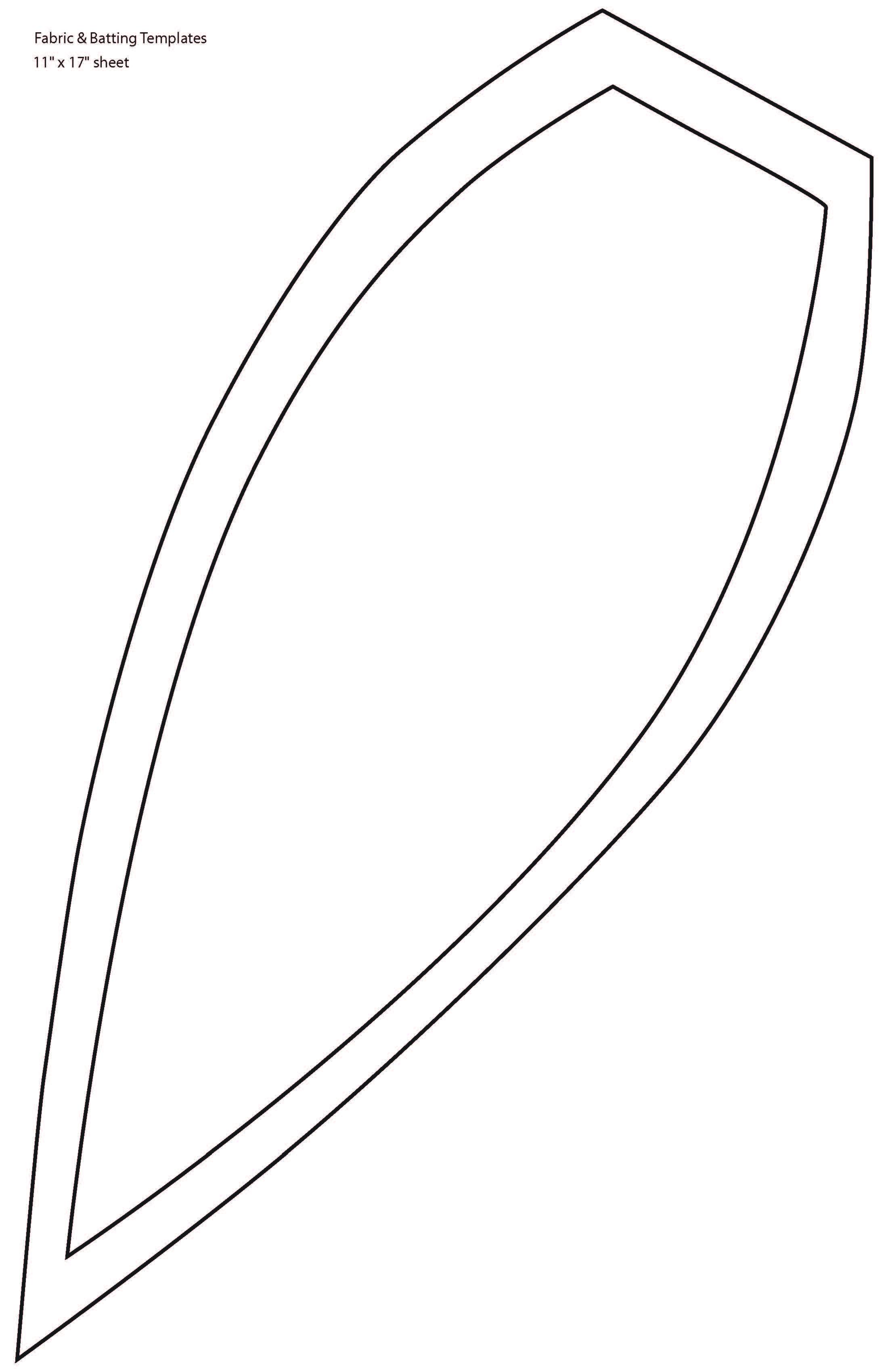 no-sew-fleece-octopus-template