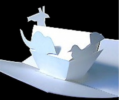 Pop Up Noah's Ark