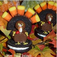 Image of Turkey Cupcakes