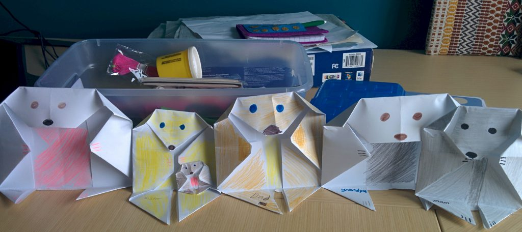 Image of Origami Kitty