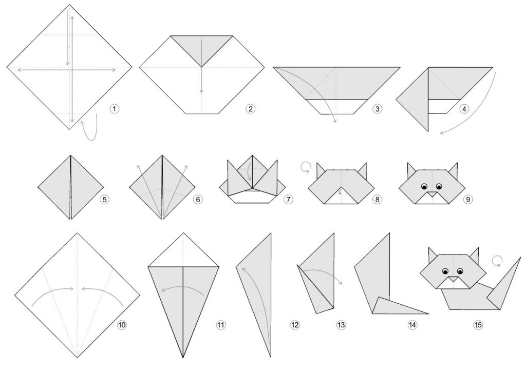 Origami Grenouille D Origami And Grenouilles On Pinterest