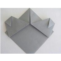 Image of origami koala6 08