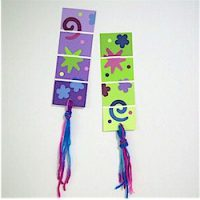 Image of Flower Bookmark