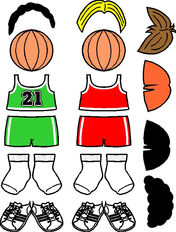 paper-doll-basketball-clothes-color