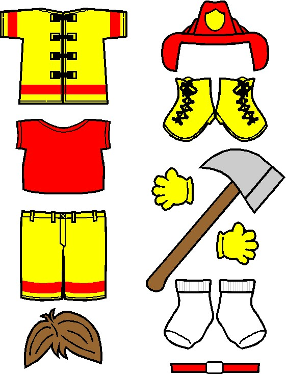 Firefighter Arts And Crafts