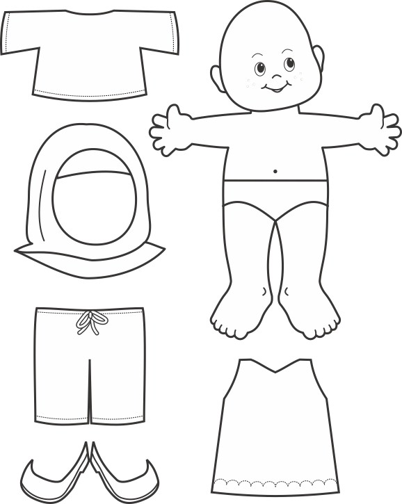 paper-doll-muslim-clothes-bw