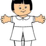 Playtime Paper Doll Nurse