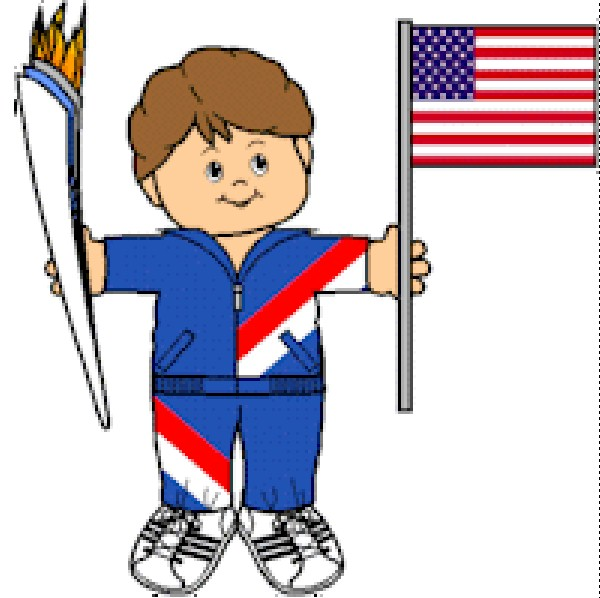 Image of Playtime Paper Doll Olympian