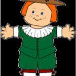 Playtime Paper Doll Pilgrims
