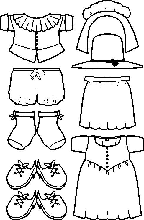paper-doll-pilgrim-clothes-bw