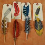 Paper Feather Craft