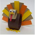 Paper Loop Turkey